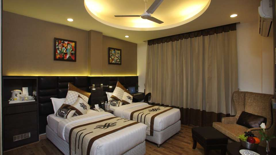 Superior Rooms, Hotel JRD Exotica