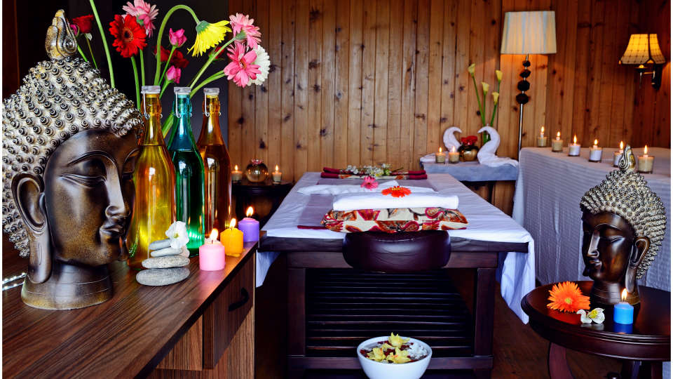 Spa Summit Barsana Resort Spa Kalimpong Hotels in Kalimpong