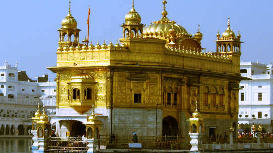 Golden Temple near Hotel PR Residency Amritsar - Hotels in Amritsar