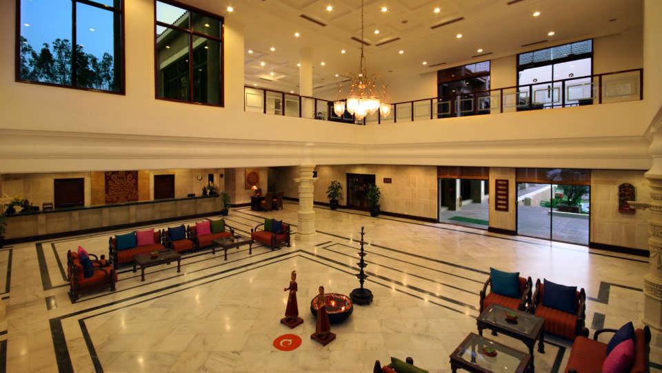 Hotel Clarks, Khajuraho Khajuraho Lobby Hotel Clarks Khajuraho 1