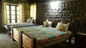River View Cottages at  Wild Brook Retreat, Rajaji National Park