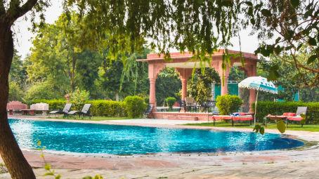 Pool Area - 4