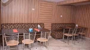 Restaurant at Hotel Trishul - Budget Hotels, Har ki Pauri Hotels, Haridwar Hotels
