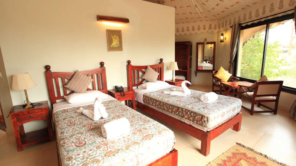 Luxury Cottage in Infinity Resorts Kanha, Cottages in Kanha 4