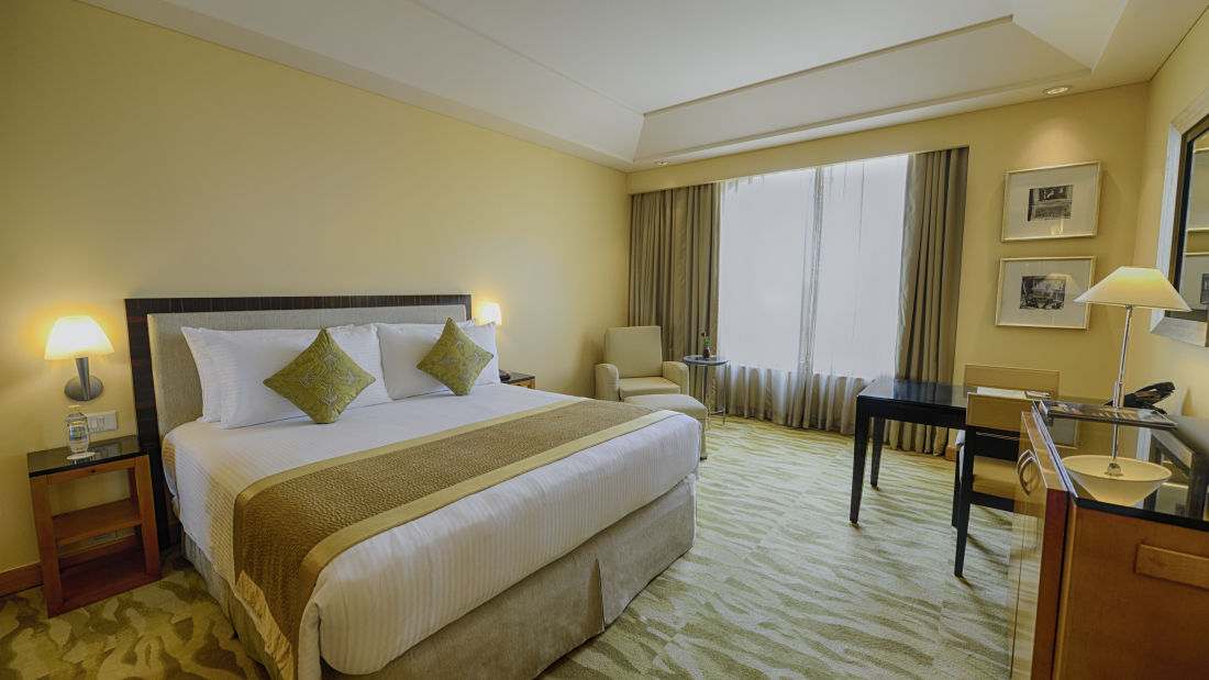 Room, Rooms in Delhi, The Grand New Delhi-9