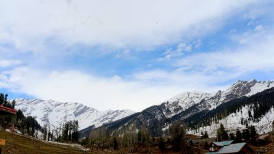 solang valley  Legend Sarovar Portico Baddi