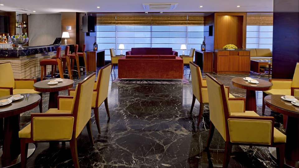 Bar at Golden Sarovar Portico Amritsar