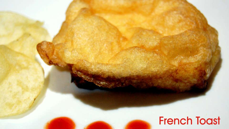 Hotel Raviraj, Pune Pune french-toast