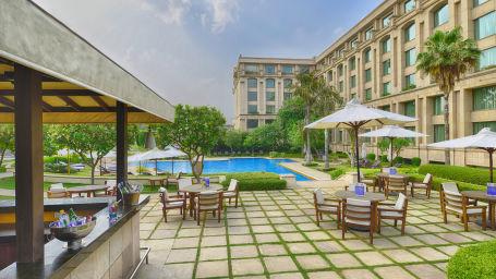 Aqua Bar at The Grand New Delhi Hotel on Nelson Mandela Road 94