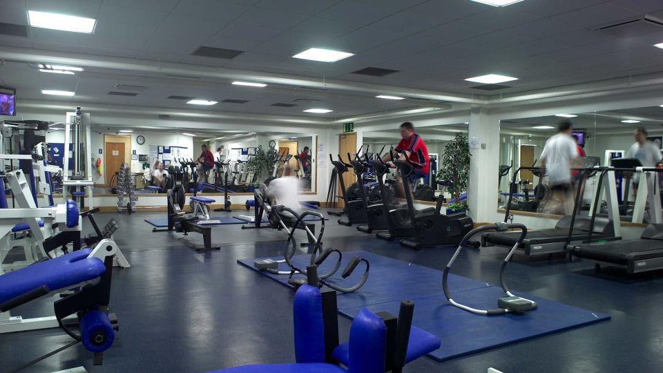 Gym at Davanam Sarovar Portico Bangalore, Hotels in Bangalore