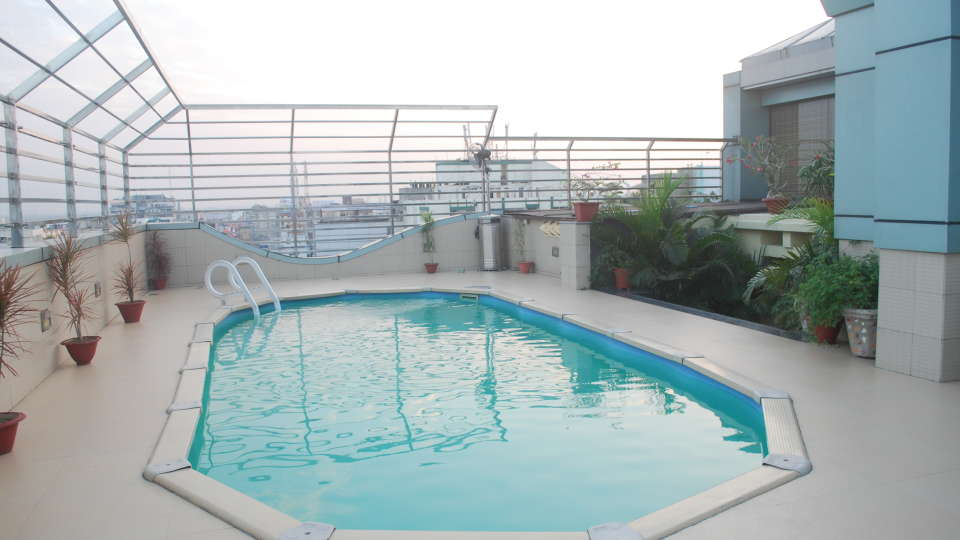 Hotel With Swimming Pool in Patna, Hotel Gargee Grand, Best Hotel In Patna