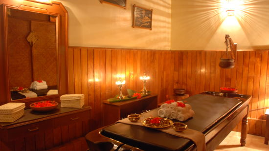 Tranquil Resorts, Wayanad Wayanad TRANQUIL RESORT - Ayurveda Massage Room