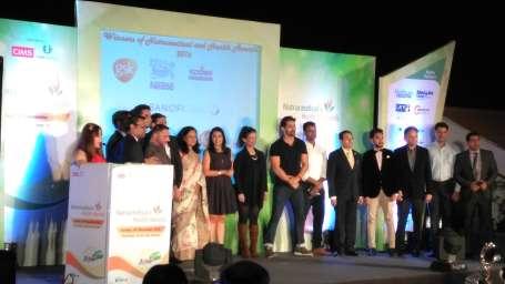 The Orchid - Five Star Ecotel Hotel Mumbai Nutraceutical Health Awards 2016 at The Orchid Hotel Mumbai