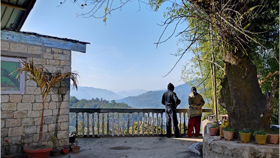Facadee at Summit Namnang Courtyard Spa Gangtok