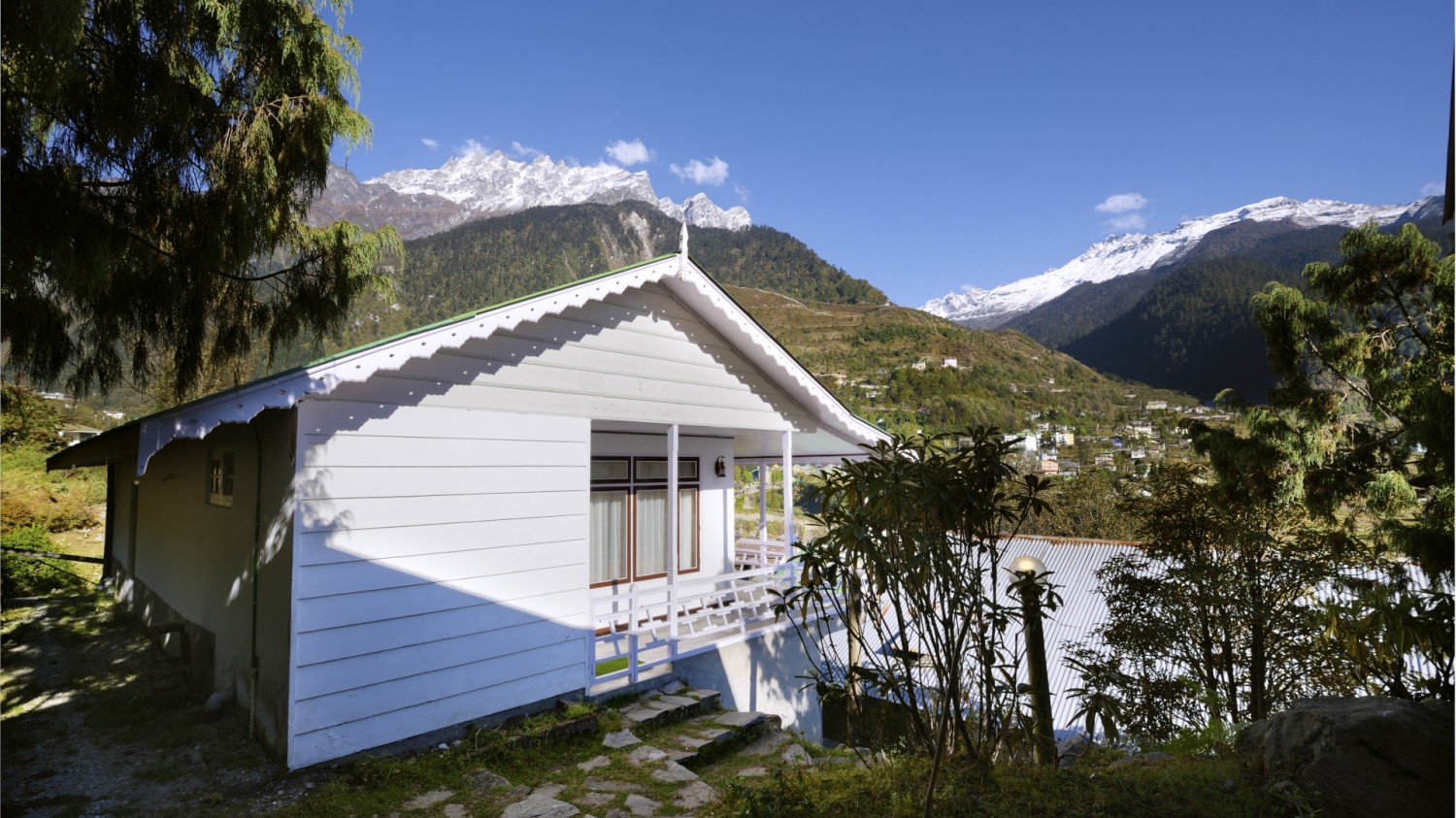Exterior View 5 at Summit Alpine Resort Lachung