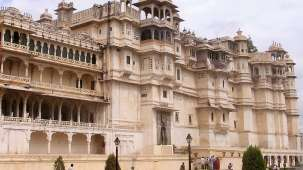 The Space Group  Udaipur City Palace