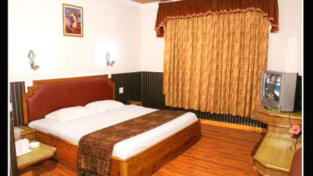 Hotel Jupiter, Manali Manali Deluxe Room