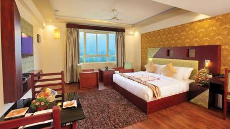 Executive Rooms, Gokulam Park Munnar, Stay in Munnar
