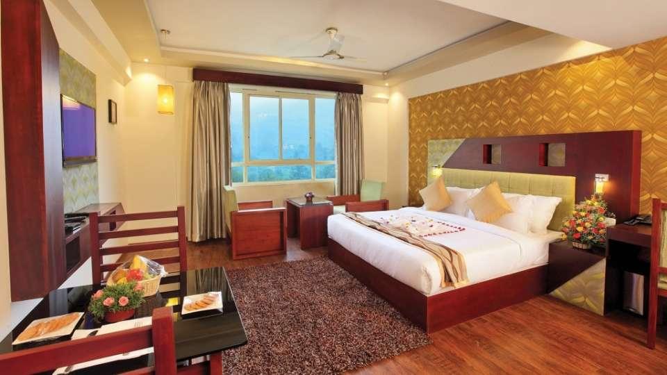 Executive Rooms, Gokulam Park Munnar, Stay in Munnar