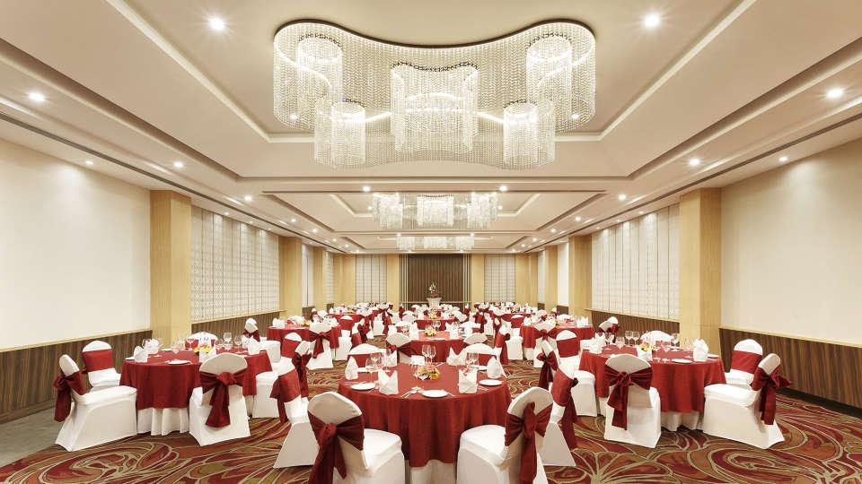 Dinning and Banquet RBD Sarovar Portico Bangalore 17
