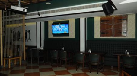 Hotel SRM Grands –Chennai Chennai Kinema Bar Hotel SRM Grands Chennai 2