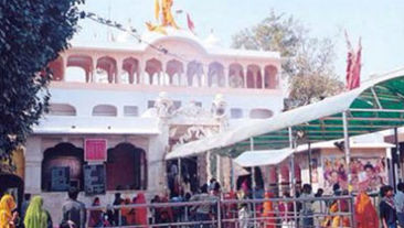 khatu-shyam temple-1, Places to visit in Laxmangarh-1, Anand Bagh Resort and Spa by Ananta-2