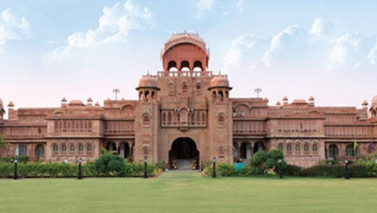 Fort in Bikaner-1, Places to visit in Salasar-1, Anand Bagh Resort and Spa by Ananta-1