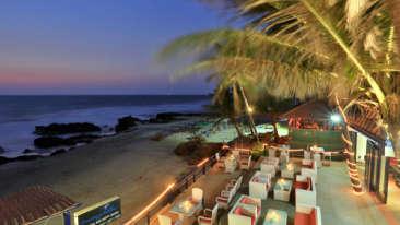 Rococco Ashvem, Mandrem, Goa Goa Sunset Lounge Rococco Ashvem Mandrem Goa