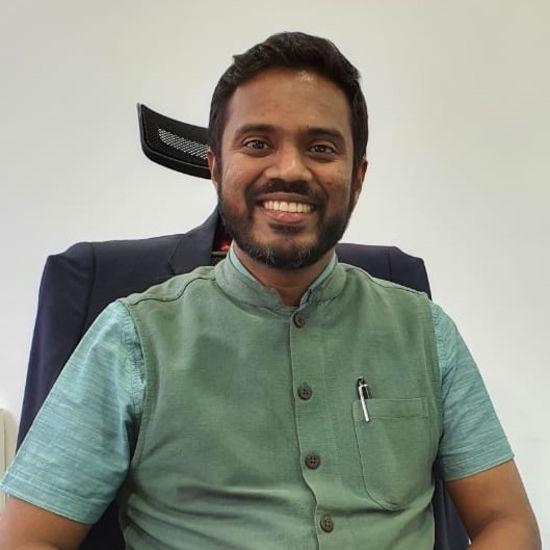 Binu Prasad Photo