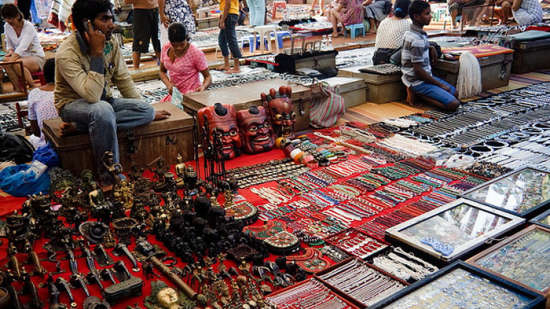 Arco Iris - 19th C, Curtorim Goa Mapusa Market