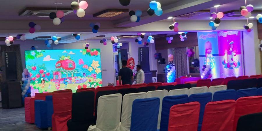 alt-text Banquet Hall | Renest Gandhidham | Gujarat 3