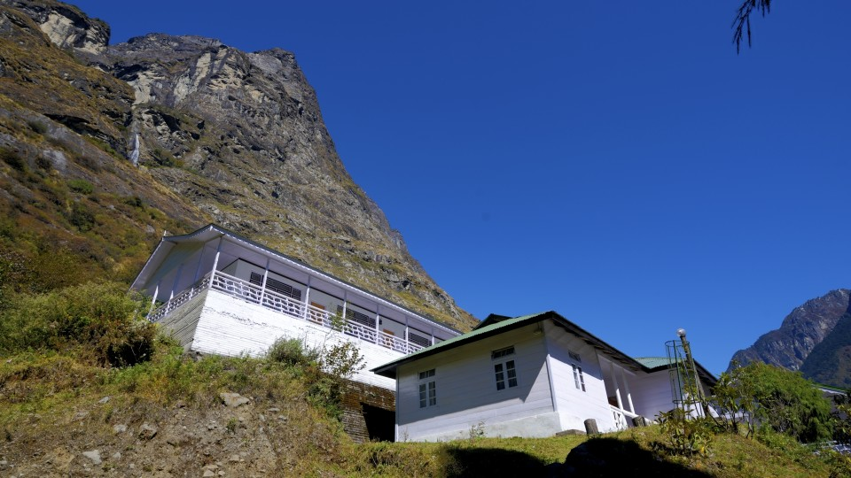 Exterior View 1 at Summit Alpine Resort Lachung