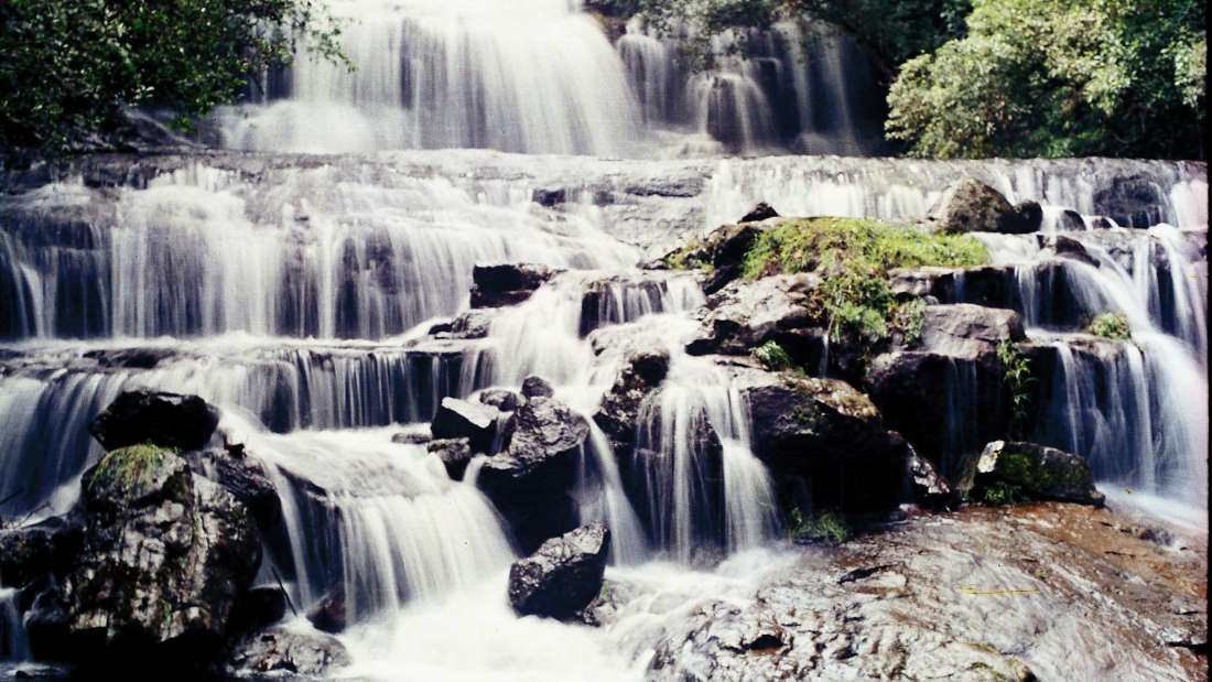 Pambar Falls a trekking site, The Carlton - 5 Star Hotel in Kodaikanal, hotel near kodaikanal lake