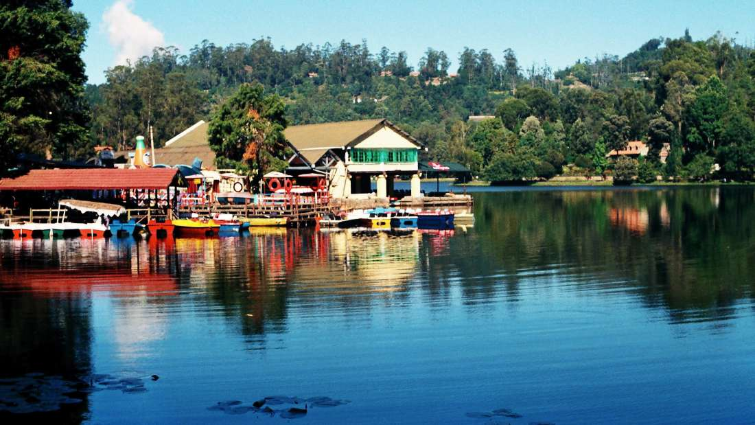 The Carlton - 5 Star Hotel in Kodaikanal Kodaikanal 1.Lake