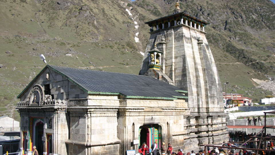 Kedarnath The Chardham Camps by Leisure Hotels