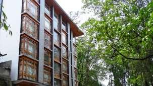The Golden Crest Hotel Gangtok Gangtok Facade 3 The Golden Crest Hotel Gangtok