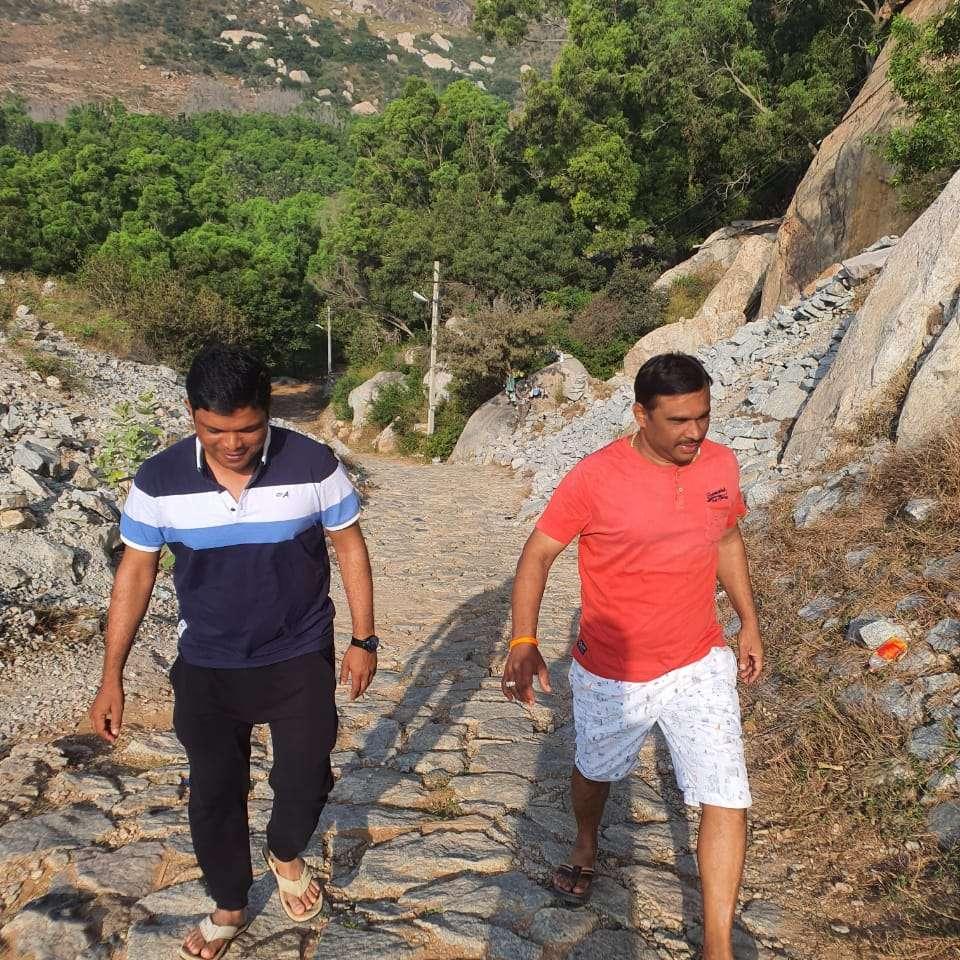 Trekking GK HILL VIEW RESORT 7