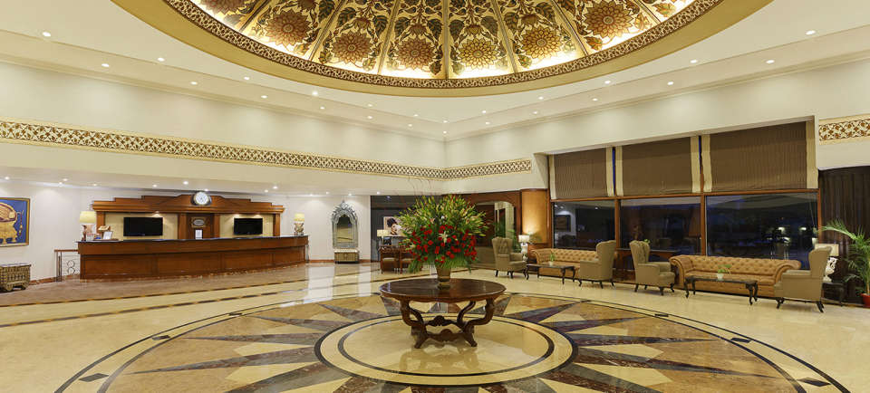 Lobby at Park Plaza Ludhiana 5 Star Hotel in Ludhiana 2
