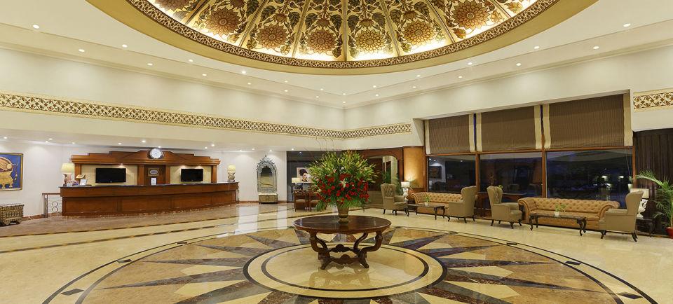 Lobby at Park Plaza Ludhiana 5 Star Hotel in Ludhiana 2