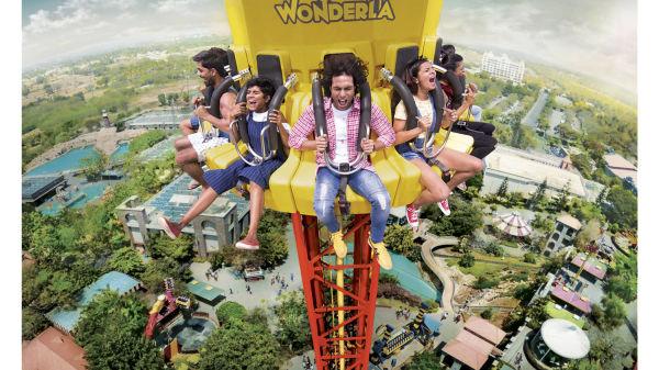 Wonderla Amusement Park Bengaluru Best Water Park In India