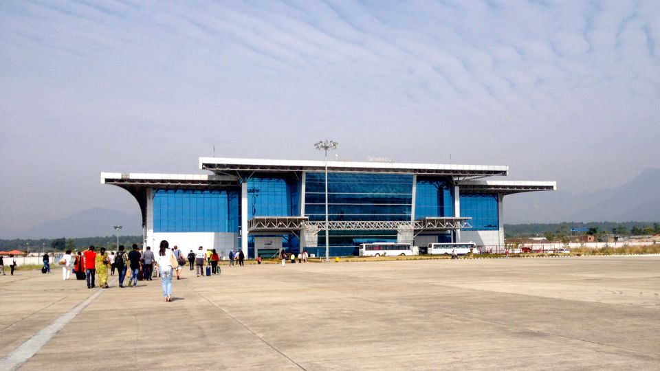 Hotel Devnadi Haridwar Jolly Grant Airport
