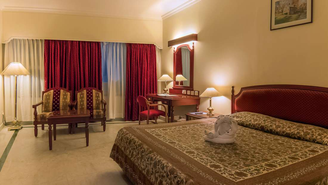 Hotel Annamalai International, Pondicherry Pondicherry Standard Room Double
