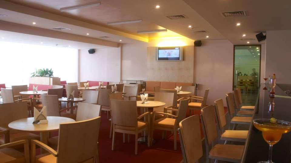 Chill Bar at Radha Hometel Bangalore, Best Hotels in bangalore 1