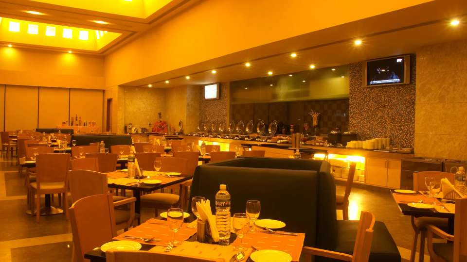 Flavours at Radha Hometel Bangalore, best Hotels in bangalore 1