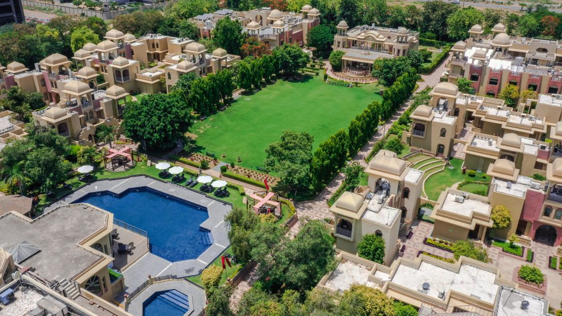 Heritage Village Resort and Spa, Manesar, Boutique Resort in Manesar 2