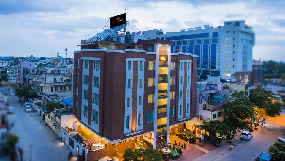Hotel Kapish Smart, Jaipur Jaipur Facade Hotel Kapish Smart Jaipur