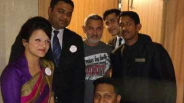 Amir Khan, The Orchid Hotel, Celebrities In Pune Hotels 2