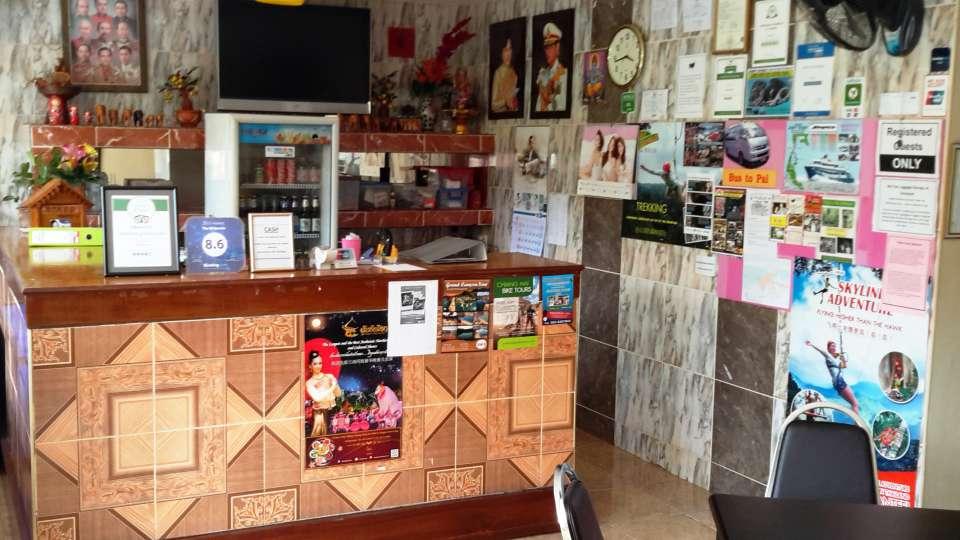 Hotel The Britannia, Chiang Mai Chiang Mai Reception Hotel The Britannia Chiang Mai