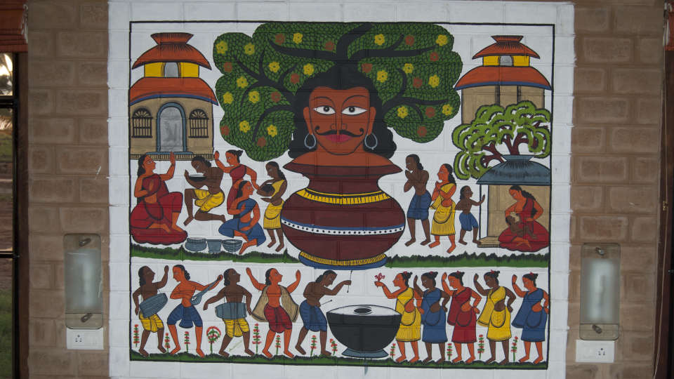 Our Native Village Bengaluru Our Native Village Artwork5