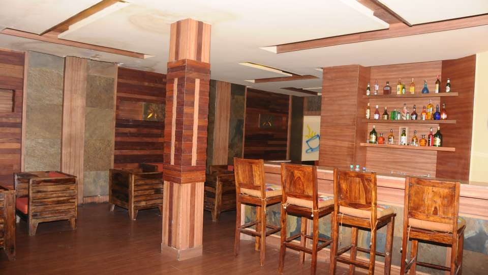 Bar at Hotel Coorg International Madikere